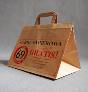 Wybierając torby papierowe, stawiasz na ekologiczne rozwiązania!